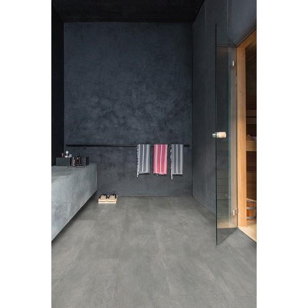 quick step livyn ambient click grey slate. Black Bedroom Furniture Sets. Home Design Ideas