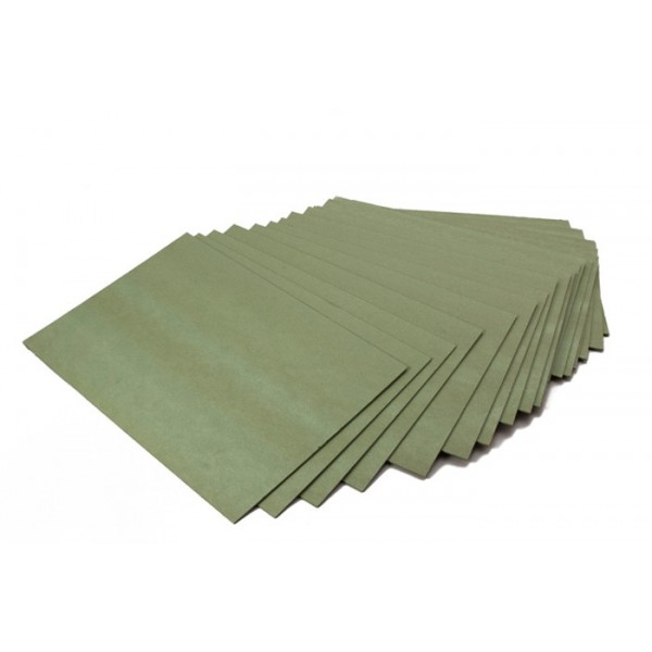 Fibreboard underlay 6mm green for 6mm wood floor underlay