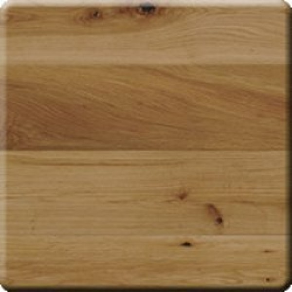 Tuscan Solid Wood 120mm Single Plank Rustic Oak Lacqueured