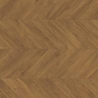 Quickstep Impressive Patterns Chevron Oak Brown IPA4162