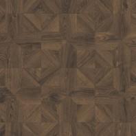 Quickstep Impressive Patterns Royal Oak Dark Brown IPA4145