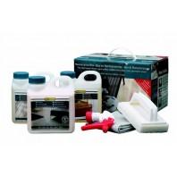 Woca Maintenance Box For Oiled Floors (White)