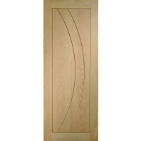 Xl Salerno Oak Internal Door