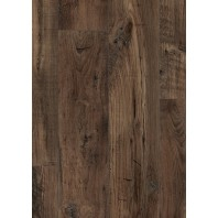 Quick-Step Laminate Flooring Perspective 4 Wide Reclaimed Chestnut Brown UFW1544