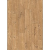 Quick-Step Laminate Flooring Eligna Wide Oak Planks with Saw Cuts Nature UW1548